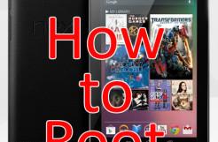 Noobs Guide… Root Nexus7