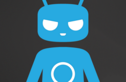 CyanogenMod 10 Boot Animation