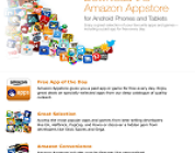 Amazon Appstore Available In The UK And Other EU Countries.