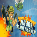 Major Mayhem – Cover-Based Shooting In A 2D World