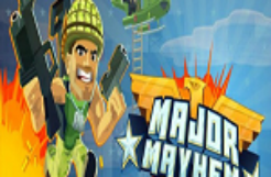 Major Mayhem – Cover-Based Shooting In A 2D World