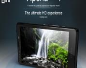 Xperia T Album app