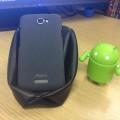 HTC One X Black Quicksand Case