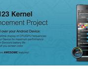 Faux123 Kernel, Sweep2Wake Added.
