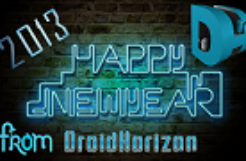 Happy New Year from DroidHorizon