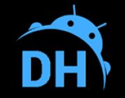 DroidHorizon Chrome Theme.