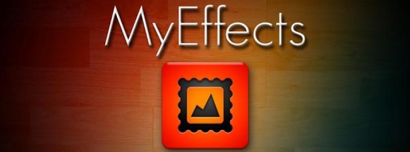 MyEffects – Photo Editor