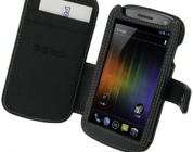 Samsung Galaxy Nexus Leather Wallet Case Review