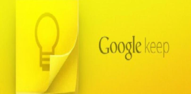 Google Keep Official Video