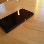 Sony Xperia Z Review.