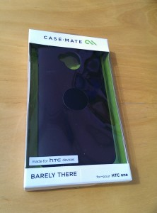 Case Mate Barely There HTC One