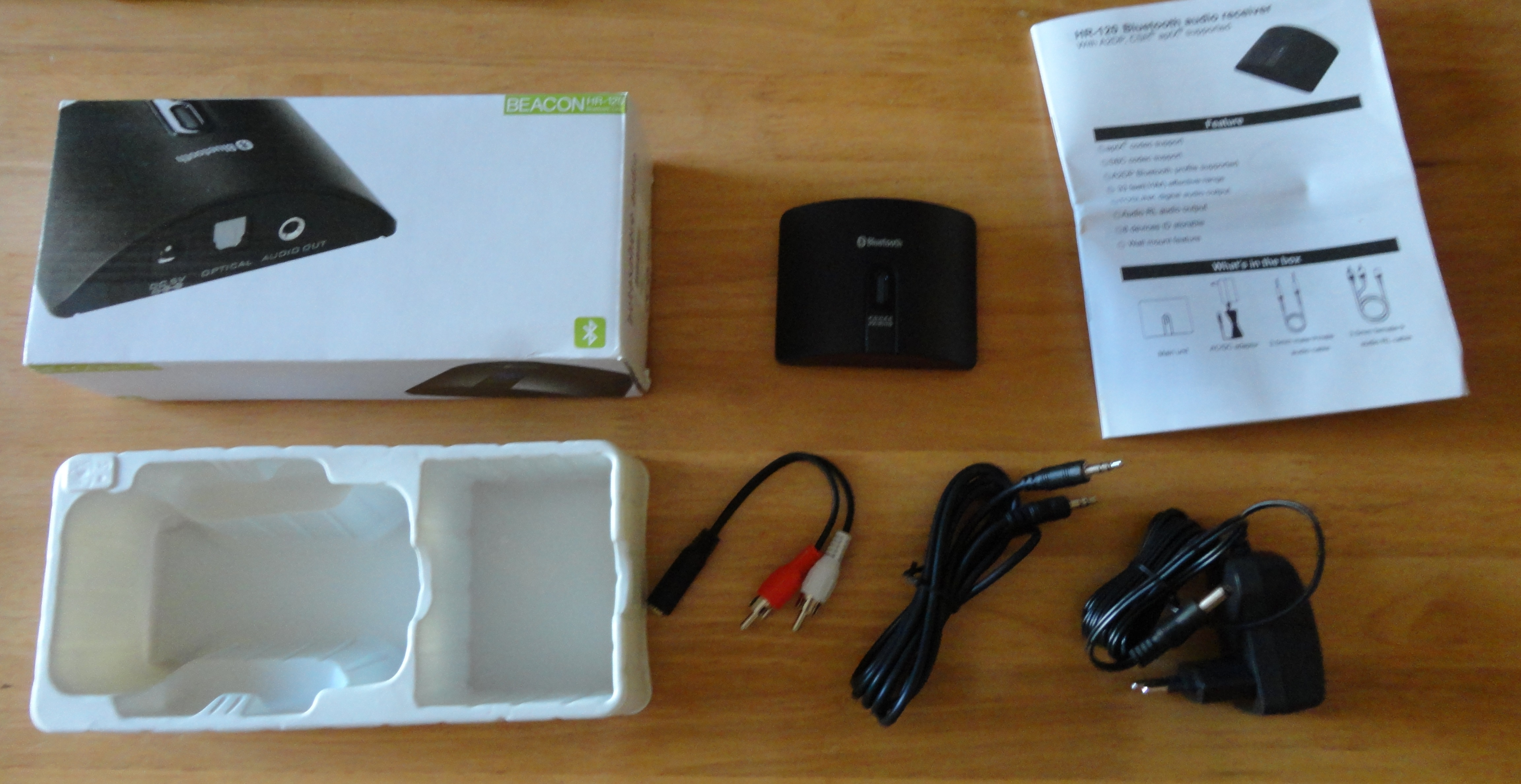 Betasphere Audio Beacon Hr 120 Bluetooth Link Review
