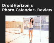 Photo Calendar- Review