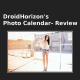 Photo Calendar- Review