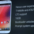 Editorial: Why a Nexus S4?