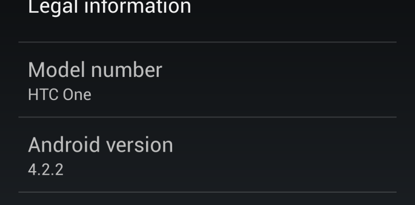 Google Edition Rom for the HTC One – First Impressions