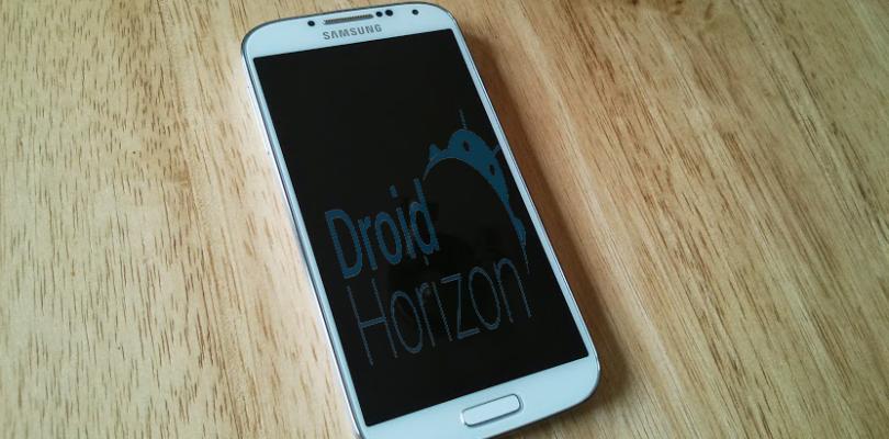DroidHorizon's Samsung Galaxy S4 – Review
