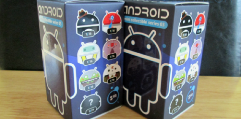 DroidHorizon's Birthday Bug Droid Giveaway