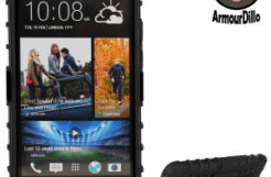 ArmourDillo Hybrid Protective Case for HTC One – Review