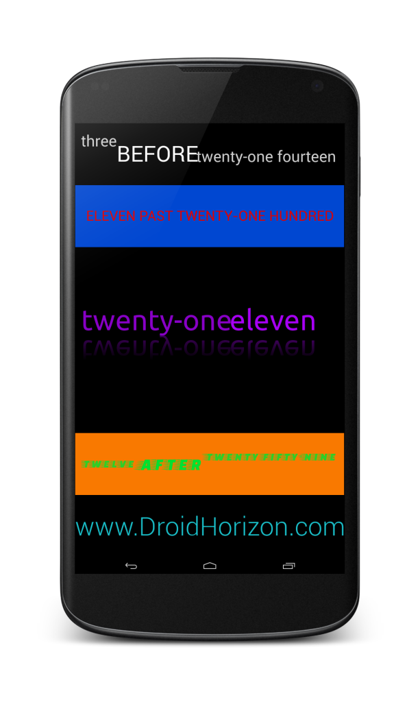 Nexus4 Screenshot