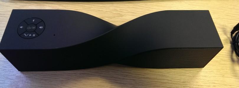 Betasphere HR700 Twist Bluetooth Speaker – Review