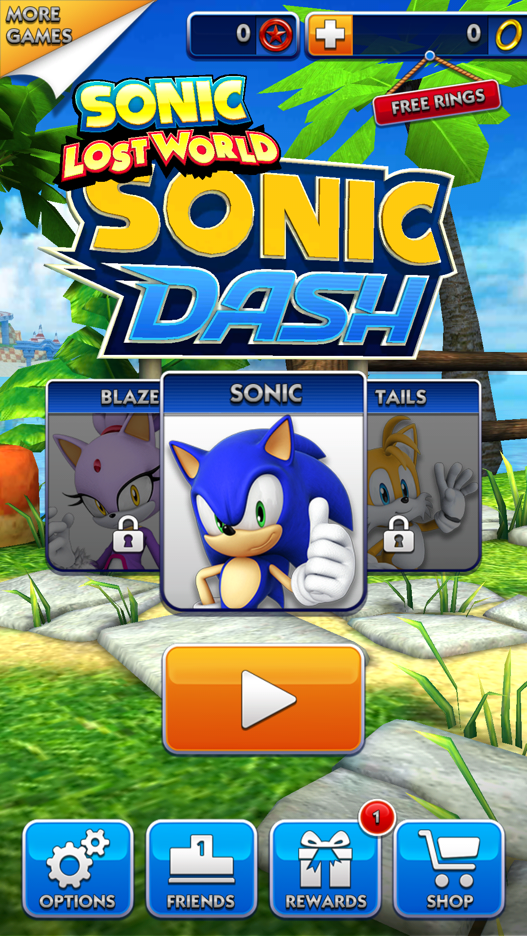 Sonic Dash - Review