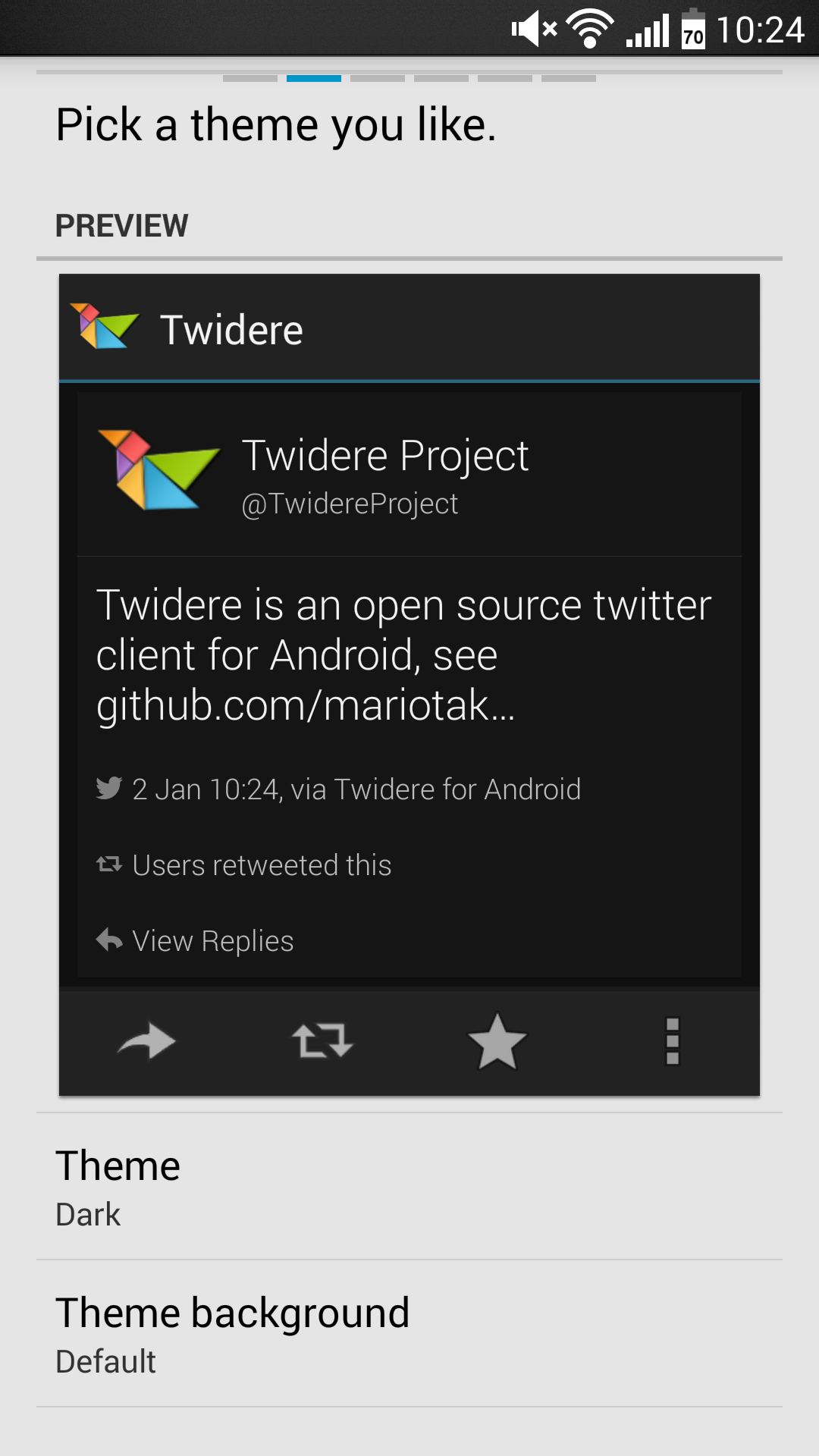Twidere for Twitter - Review