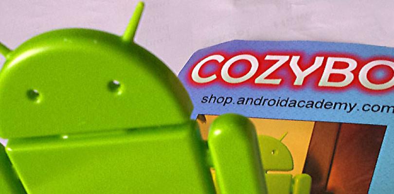 Cozybot Desktop Smartphone Holder