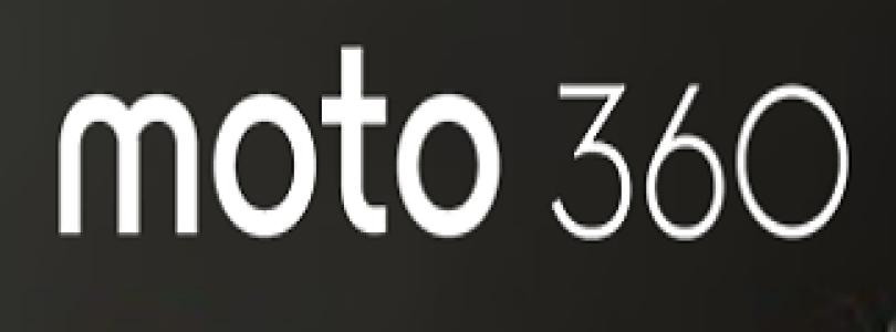 It's Time: Meet Moto 360