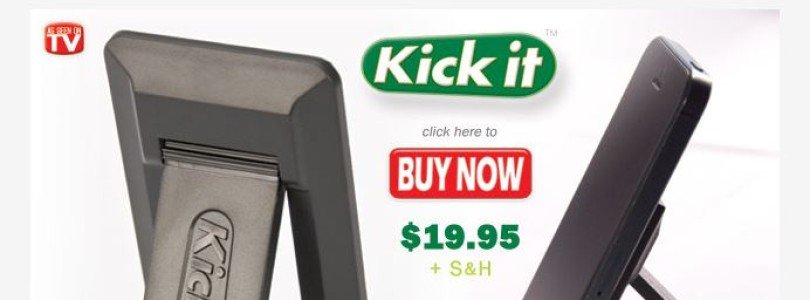 Kick-it Kickstand – Review