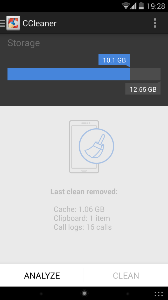 CCleaner screenshot 2