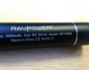 RAVPower Mini 3000mAh External Battery Charger – Review