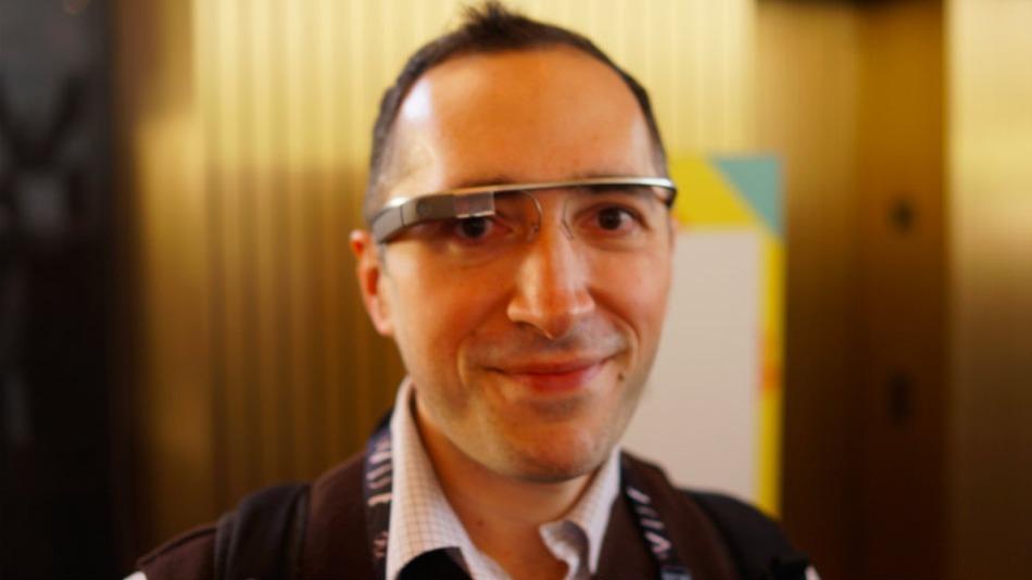 Google Glass pioneer Babak Parviz confirmed to speak at Apps World