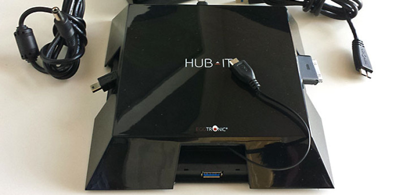 Hub It Sync & Charge Station Review