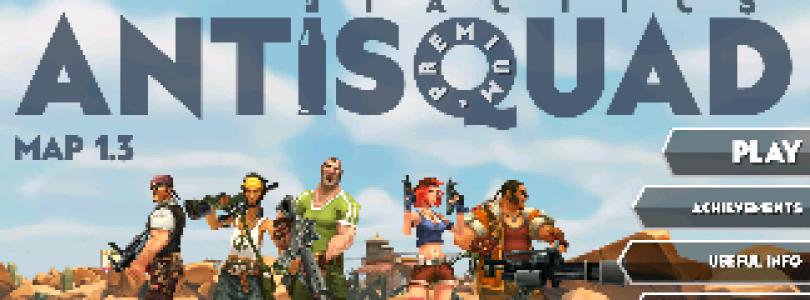 AntiSquad Tactics Premium – Review