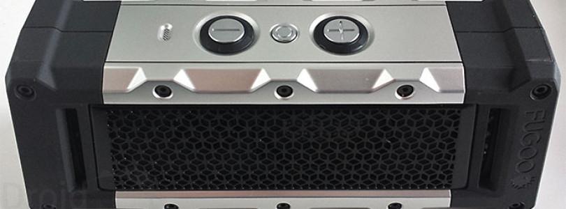 Fugoo Tough Bluetooth Speaker Review