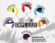 CHIPS® – Universal Bluetooth Wireless All-In-One Headphones – Kickstarter