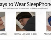 SleepPhones Wireless – Review