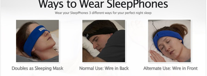 SleepPhones Wireless – Review