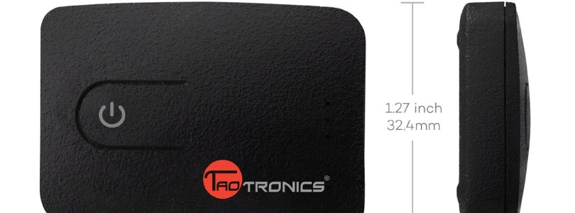 TaoTronics High-Fidelity Wireless Music Transmitter – Review