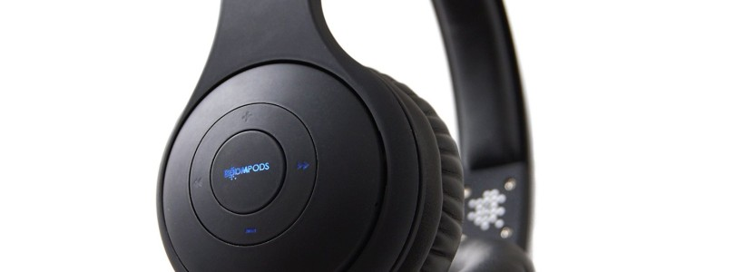 Review: Dance like there's no wires with Boompods Wireless Headpods