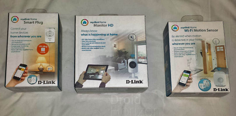 D-Link mydlink Home Automation Review
