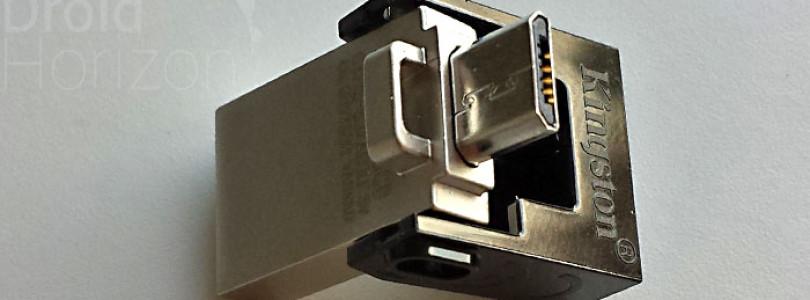 Kingston Technology USB 3.0 microDuo Flash Drive Review
