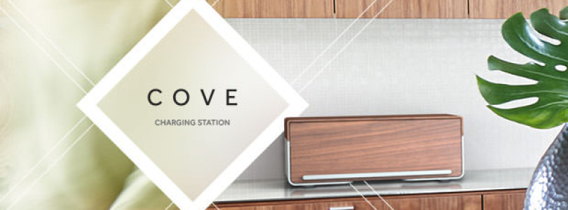 Indiegogo: Cove An elegant home recharging center