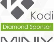 MINIX Announces Diamond Sponsorship of the XBMC Foundation