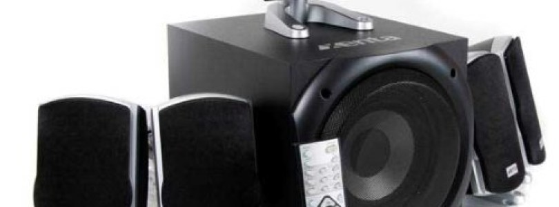 Review: Xenta XForce 5.1 Surround Sound Speakers