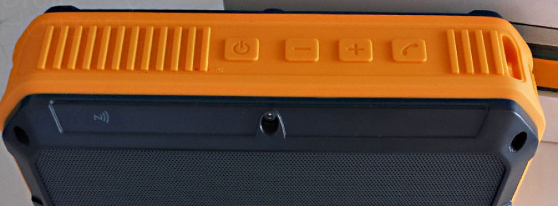 Review: Solememo SE90 Bluetooth Speaker