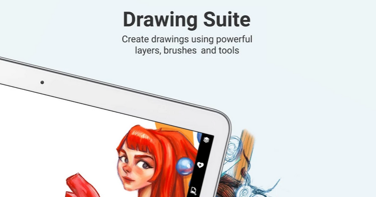 drawing suite feature