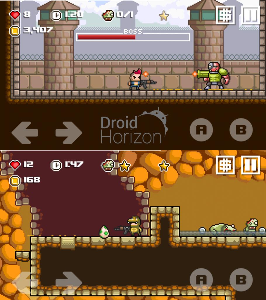 random 3 screen