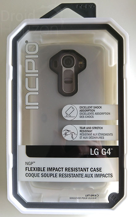 Incipio NGP LG G4 Case - Box